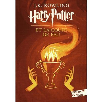 Harry potter et la coupe de feu folio junior tome 4