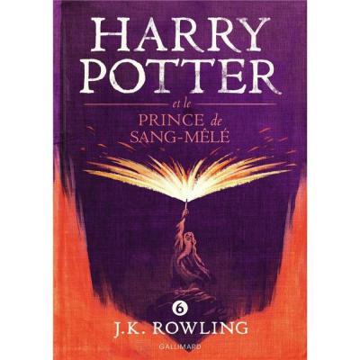 Harry potter et le prince de sang mele tome 6