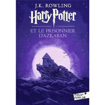 Harry potter et le prisonnier d azkaban folio junior tome 3