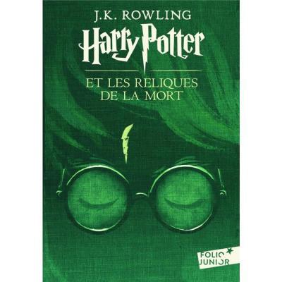 Harry potter et les reliques de la mort folio junior tome 7