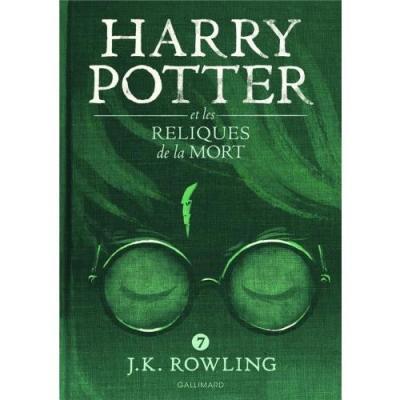 Harry potter et les reliques de la mort tome 7