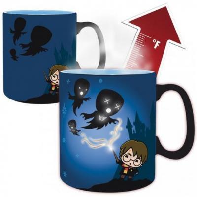 Harry potter expecto mug thermoreactif 460ml