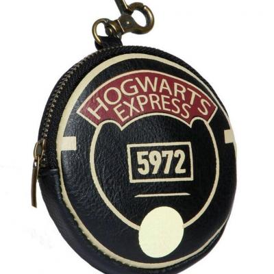 Harry potter express porte monnaie 9x9x2cm