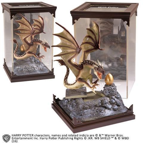 Harry potter figurine creature magique 04 dragon hungarian magyar