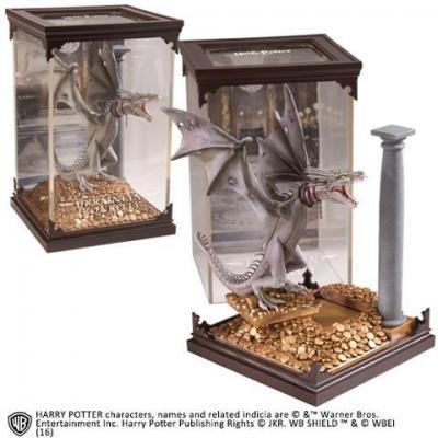 Harry potter figurine creature magique 05 dragon de gringotts