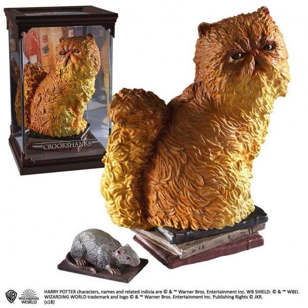 Harry potter figurine creature magique 11 crookshanks