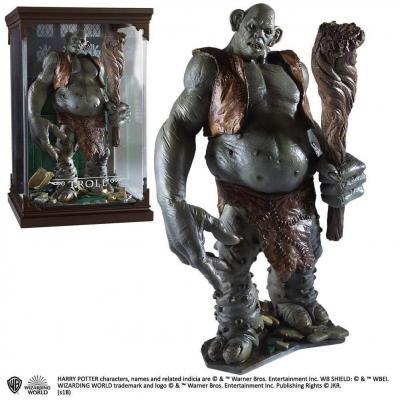Harry potter figurine creature magique 12 troll