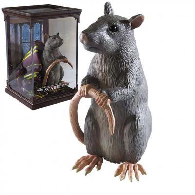 Harry potter figurine creature magique 15 scabbers