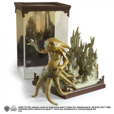 Harry potter figurine creature magique 18 strangulot