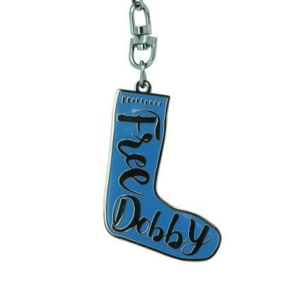Harry potter free dobby porte cles en metal