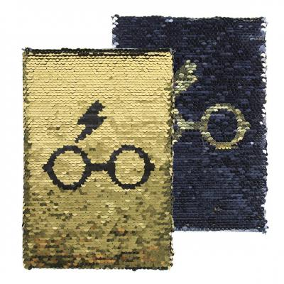 Harry potter glasses notebook a5