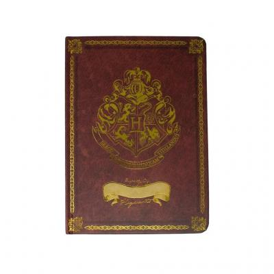 Harry potter gold cahier a5