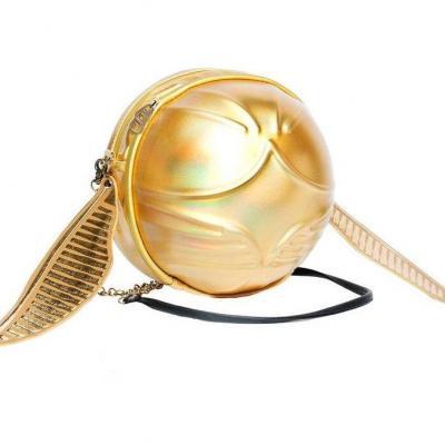 Harry potter golden snitch sac rond 18x18x6cm