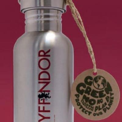 Harry potter griffondor bouteille en aluminium 500ml
