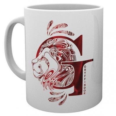 Harry potter gryffindor mug 300ml