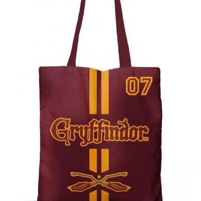 Harry potter gryffindor oxford style sac shopping 34x40x1cm