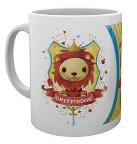Harry potter gryffindor paint mug 315ml