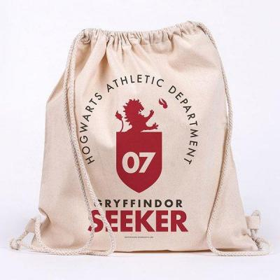 Harry potter gryffindor sac en toile 100 coton 42x37cm