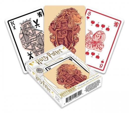 Harry potter gryffondor jeu de cartes