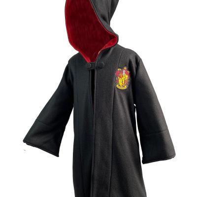 Harry potter gryffondor robe de sorcier peignoir kids
