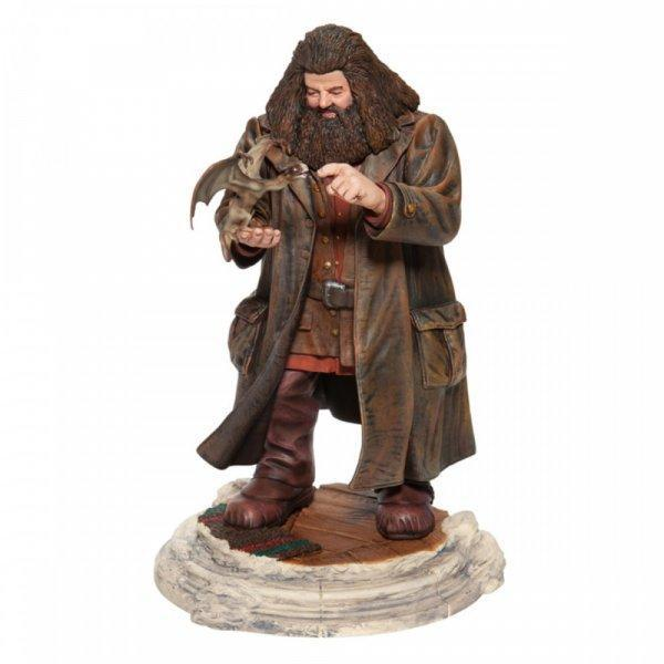 Harry potter hagrid and norberta figurine 25cm