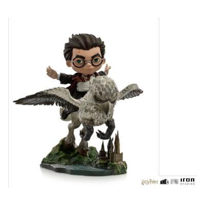 Harry potter harry buckbeak figurine mini co 16cm