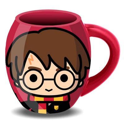 Harry potter harry chibi tasse ovale 8x10x8cm