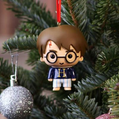 Harry potter harry decoration de noel 7 5cm