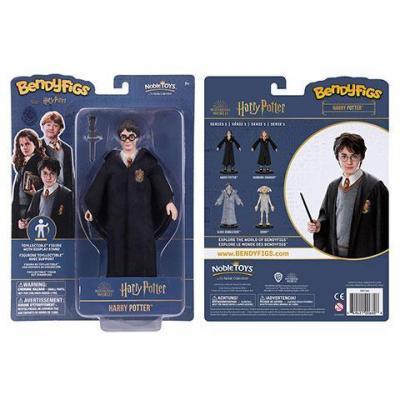 Harry potter harry figurine bendyfigs avec support