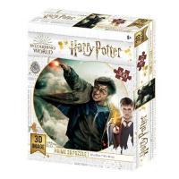 Harry potter harry puzzle lenticulaire 3d 300p 46x31cm 1