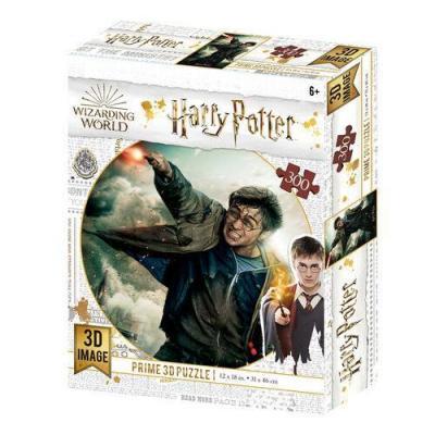 Harry potter harry puzzle lenticulaire 3d 300p 46x31cm