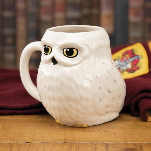 Harry potter hedwig mug 3d 330ml