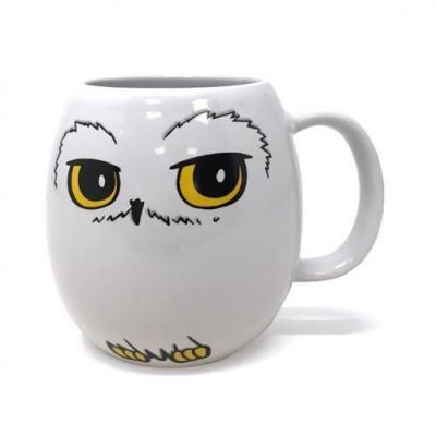 Harry potter hedwig mug 3d 500ml