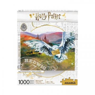 Harry potter hedwig puzzle 1000p