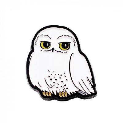Harry potter hedwige pin s en email