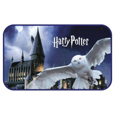 Harry potter hedwige tapis d interieur en mousse 40x70cm