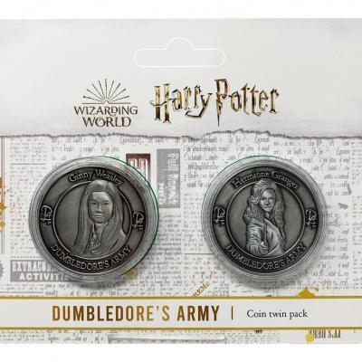 Harry potter hermione ginny set de 2 pieces