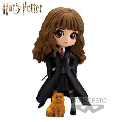 Harry potter hermione granger figurine q posket 14cm