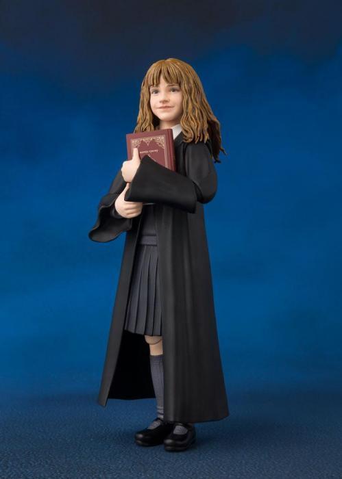 Harry potter hermione s h figuarts 12cm tamashi bandai