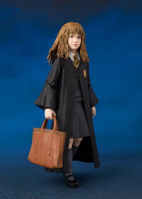 Harry potter hermione s h figuarts 12cm tamashi bandai 1