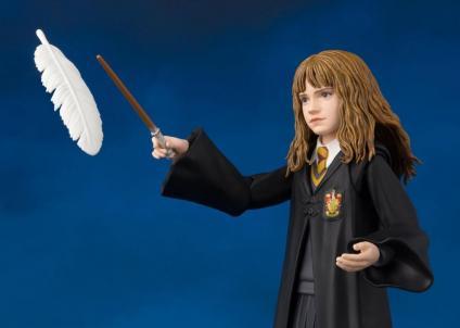 Harry potter hermione s h figuarts 12cm tamashi bandai 2