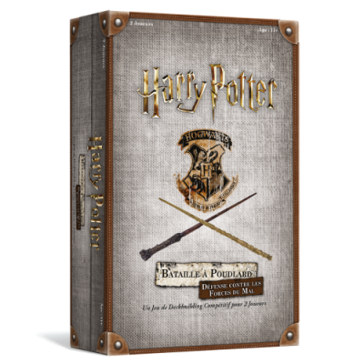 Harry potter hogwarts battle defense contre les forces du mal fr