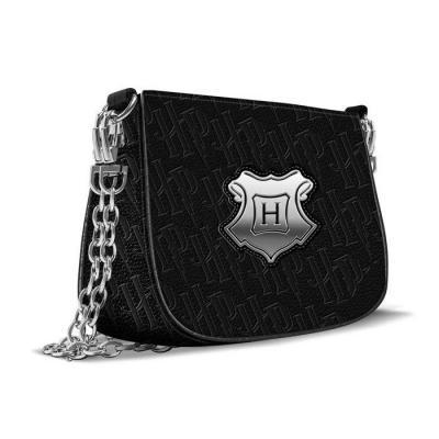 Harry potter hogwarts black sac 19 5x12x5 5cm