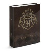 Harry potter hogwarts classeur 28x33x5cm