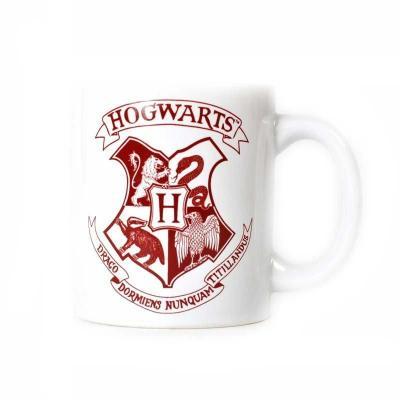 Harry potter hogwarts crest mug boxed 325ml