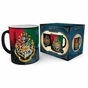 Harry potter hogwarts crest mug thermoreactif 300 ml