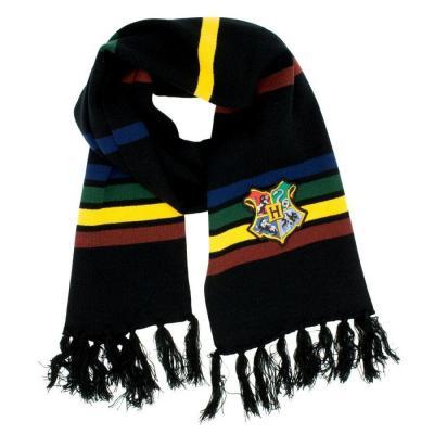 Harry potter hogwarts echarpe