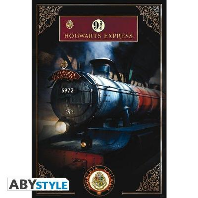 Harry potter hogwarts express poster 91x61cm