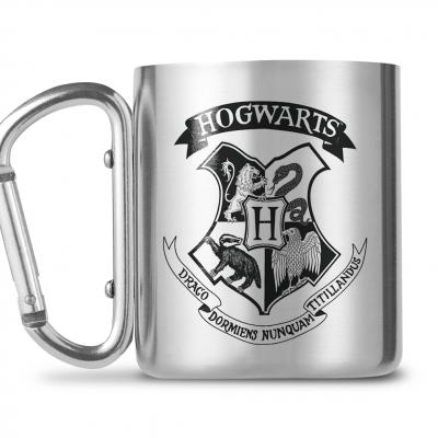 Harry potter hogwarts mug mousqueton 240ml