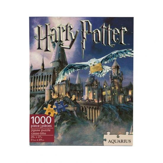 Harry potter hogwarts puzzle 1000p